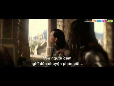 [Sub viet] Trailer phim Thor 2: Thế giới bóng tối - Thor 2: The Dark World 2013