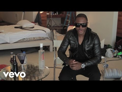 Taio Cruz - Hangover (Behind The Scenes)