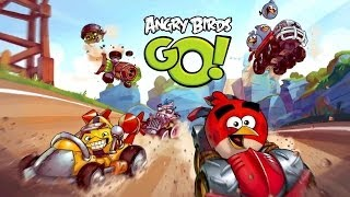 ANGRY BIRDS GO Mobile Game