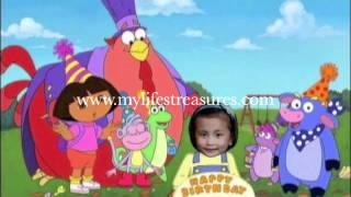 Dora-Whose Birthday It Is (Louise)