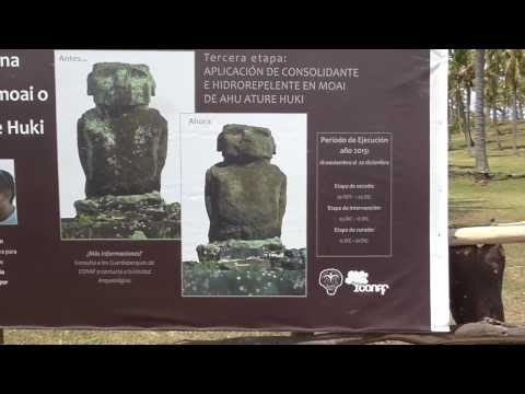 Tour Easter Island: The Tattoos of Ahu Ature Hiki on Anakena Beach