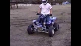Video de motos, minimotos, caídas