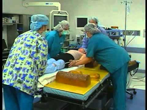 Positioning The Prone Surgical Patient Youtube