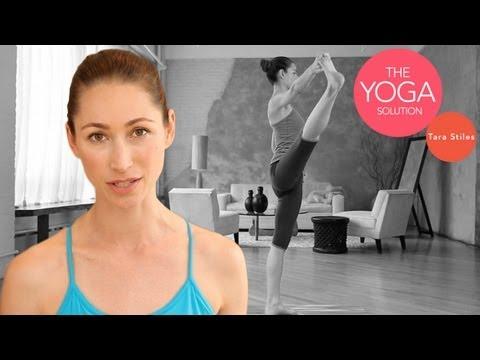 Advanced Yoga Breakdown With Tara Stiles