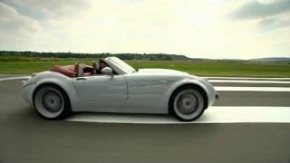 Test Wiesmann Roadster MF4-S Motorvision testet den Wiesmann