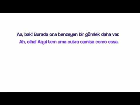 Türkçe Alışveriş Diyalogu - Portekizce Alt Yazılı