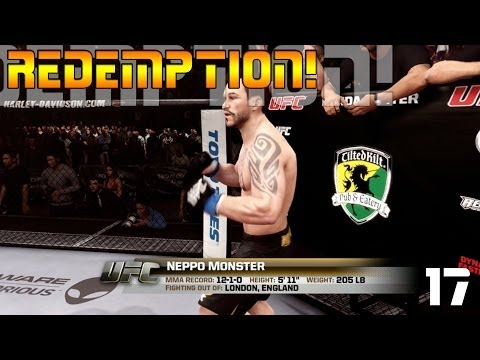 REDEMPTION! - EA SPORTS UFC - The Ultimate Fighter #17 (Career Mode)