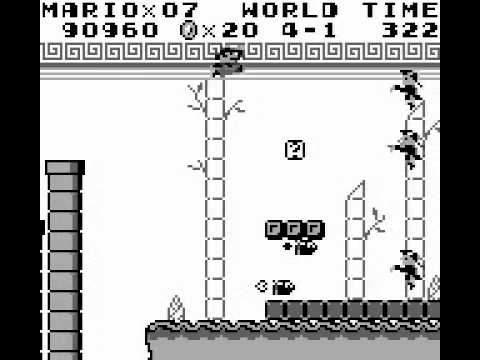 Super Mario Land - Vizzed.com Play - User video
