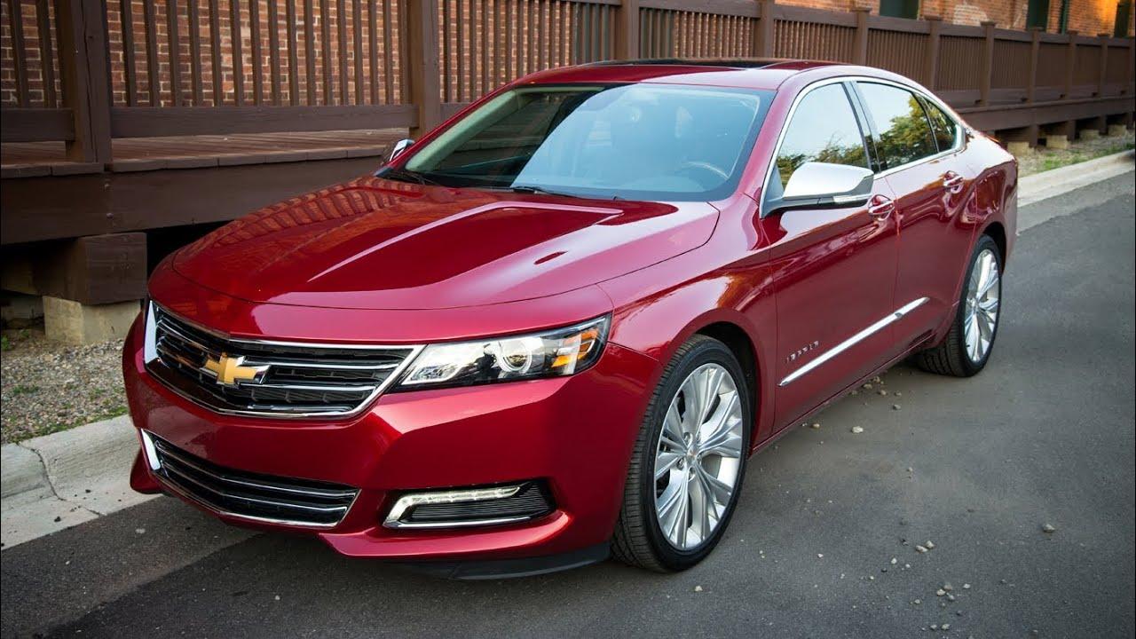 Road Test 2014 Chevrolet Impala Youtube | Autos Post
