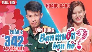 Cát Tường sốc với nữ kế toán Đồng Nai 'tìm bồ' giống Trấn Thành   Hoàng Sang - Văn Hùng   BMHH 342😆