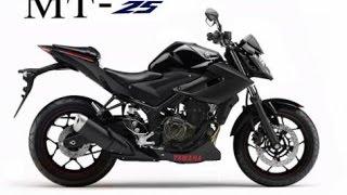 YAMAHA MT-25 MT-250 MOTONEWS