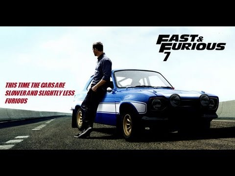 Fast And Furious 7 Trailer Official 2013 Full Movie FAST  amp FURIOUS 7 Trailer