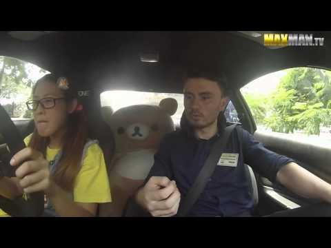 Giả làm người học lái xe, nữ tay đua chuyên nghiệp gây bất ngờ cho huấn luyện viên