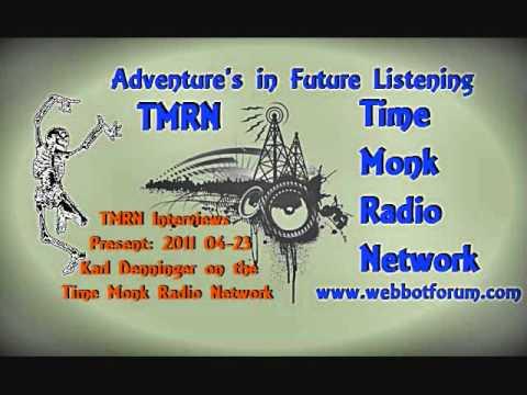 Karl Denninger ~ TMRN 2011 04-23 Time Monk Radio Intervierws Present: Karl Denninger Part 4/8
