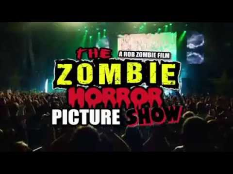 The Zombie Horror Picture Show official trailer Music Videos
