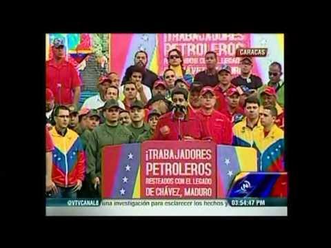 Maduro: Estamos resguardando la vida de Leopoldo López