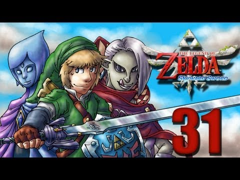 Let's Play Zelda Skyward Sword [German][Blind][#31] - Beschnittener Bambus!