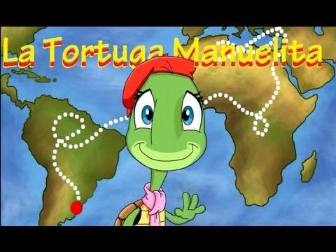 La Tortuga Manuelita (Voz Femenina)