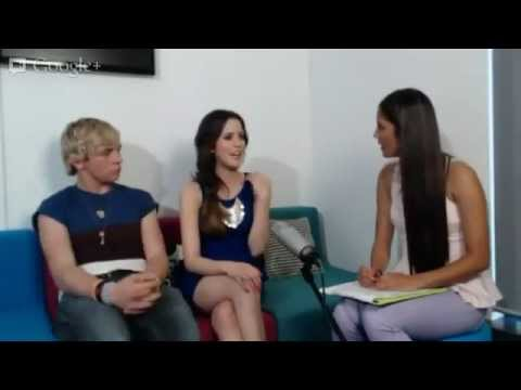 Hangout Live with Ross Lynch & Laura Marano!