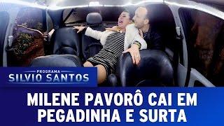 Câmera Escondida - Invasão Alienígena com Milene Pavorô - YouTube