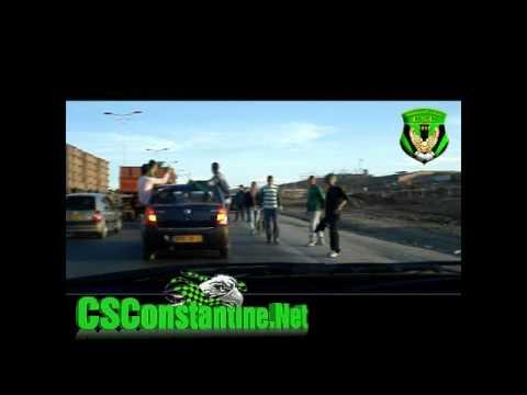 USMS-CSC : Déplacement des Sanafir à Setif