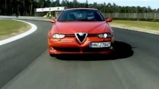Alfa Romeo 156 Sportwagon 2.4 JTD: Die Kombi-Sch�nheit im Motorvision-Test videos