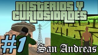 GTA San Andreas- MISTERIOS Y CURIOSIDADES PARTE 1
