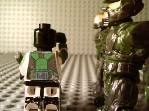 LEGO Halo Reach Movie - Part 5