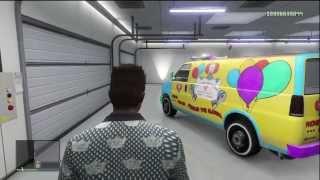 GTA 5 Online Rarest Garage Ever! L Level 999 L 9 Billion