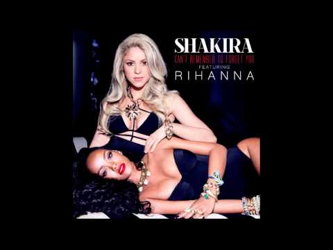 Shakira ft. Rihanna- Can't Remember to Forget You [Karaoke/Instrumental]