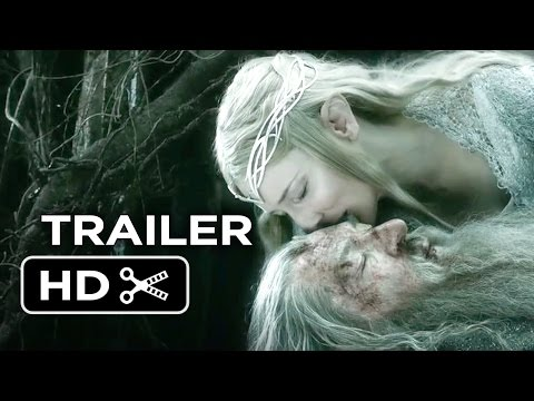 The Hobbit Legacy Trailer (2014) - Peter Jackson Movie HD