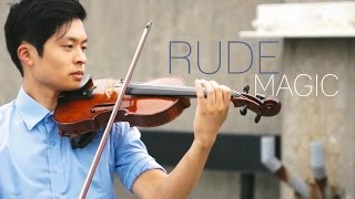 Rude MAGIC! Violin Cover Daniel Jang