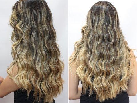 Como ondular o cabelo