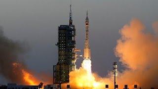 الصين تطلق أطول رحلاتها الفضائية المأهولة |