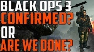 Black Ops 3 CONFIRMED By Treyarch BO3 Full Proof And
