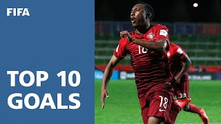 TOP 10 GOALS: FIFA U-20 World Cup New Zealand 2015 - Duration: 4:29.