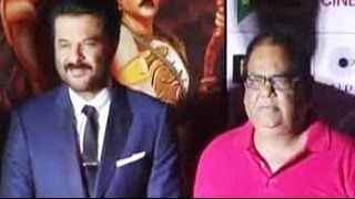Anil Kapoor launches trailer of animated Mahabharat