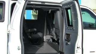 Armored GMC Savana 3500 Diesel Passenger Van videos
