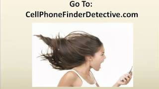 Track A Cell Phone Number For FREE Track Cell Phone