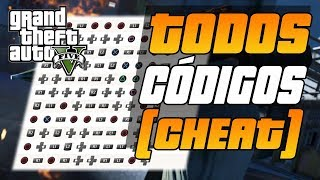 (PS3)GTA V CÓDIGOS MACETES CHEATS CODES GTA 5