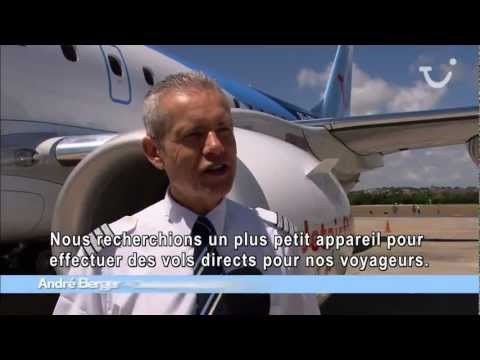 Les coulisses de la livraison du premier E-Jet de Jetairfly