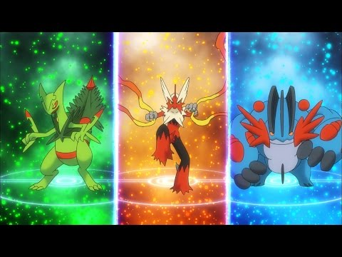 Pokémon Omega Ruby and Pokémon Alpha Sapphire Animated Trailer