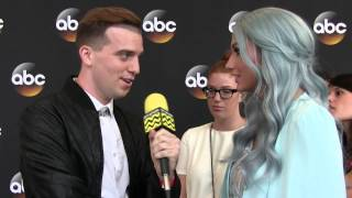 "Kesha @ Rising Star ""Week 5"" Red Carpet 