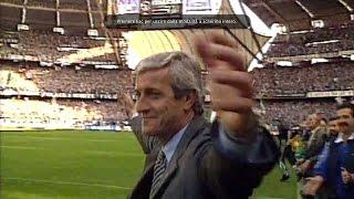 1995, Juventus-Parma 4-0. Scudetto no. 23