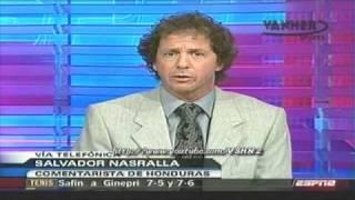 SALVADOR NASRALLA VS Futbol Picante Entrevista
