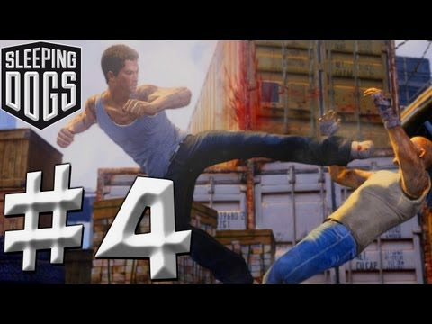 Sleeping Dogs - Walkthrough - Part 4 (PS3/X360/PC) [HD] (Gameplay)