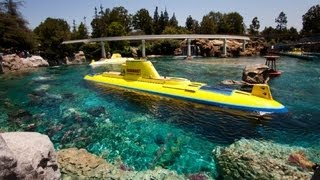 Disney's Finding Nemo Submarine Voyage (in HD)