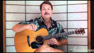 Ticket To Ride Guitar Lesson Preview Beatles