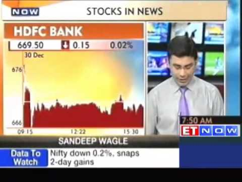 Stocks in news: Piramal Enterprises, HDFC Bank
