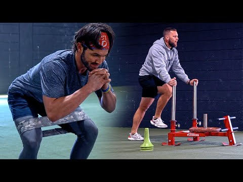 Acceleration and Lower Body Strength Training for Baseball